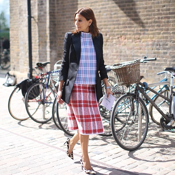 Check it out style mecca Celine fashion street style