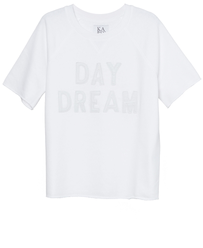 Day Dream short sleeve sweat